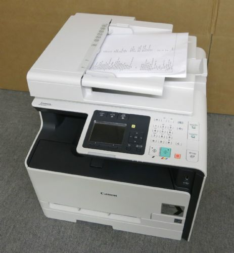 Canon i-Sensys MF8230cn Colour Laser All In One Printer / Copier / Scanner